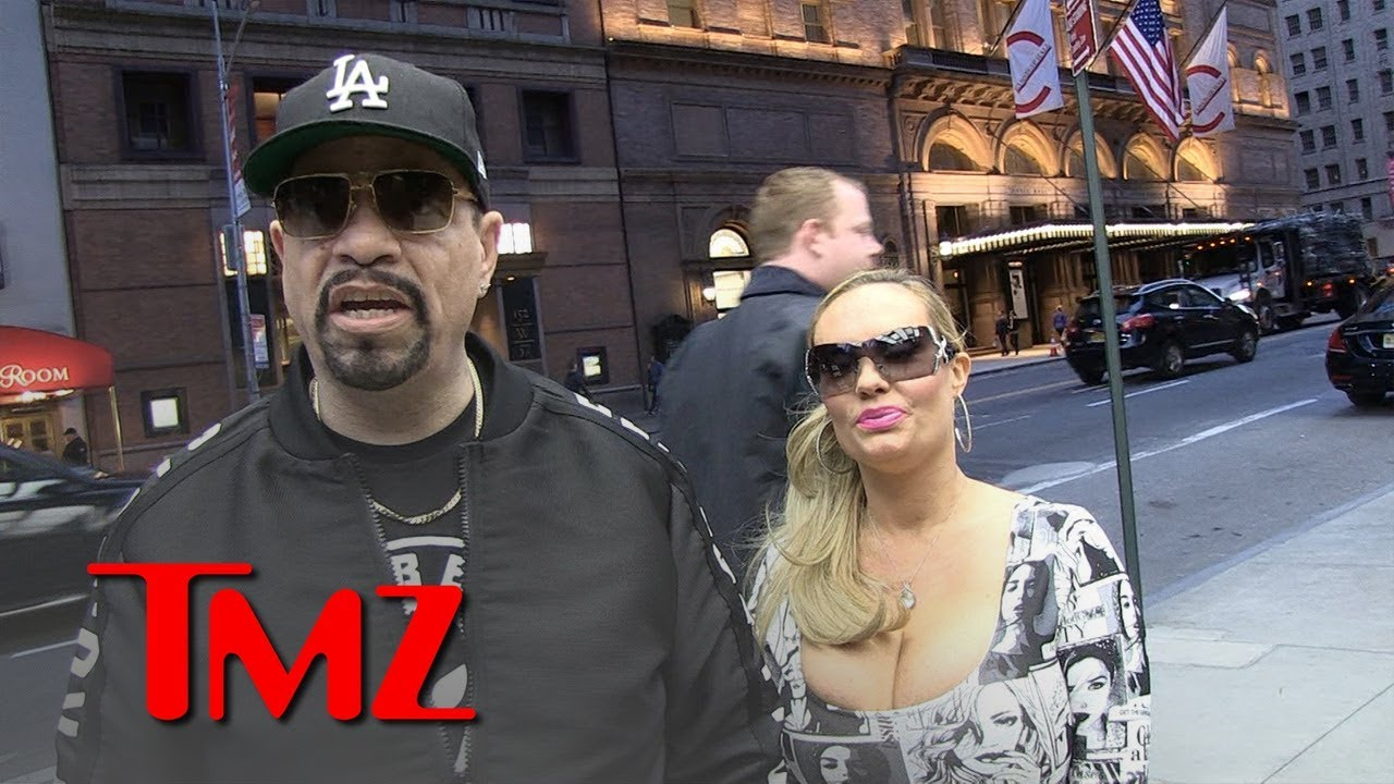 Image result for Ice-T and Coco Bristle