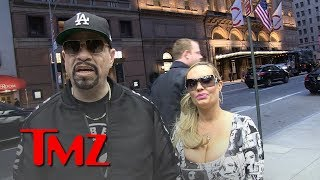 Ice-T and Coco Bristle at Being Compared to Kim Kardashian and Kanye West | TMZ