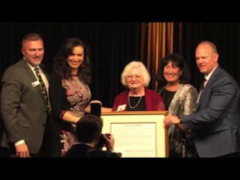 The Casper Artists Guild at Art 321 2017 Governors Arts Awards Reception