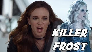 The Flash Season 4 Theory: Caitlin's Teased Secret! What Happened to Killer Frost!!!