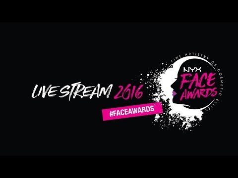 2016 FACE AWARDS LIVE FINALE