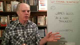 Day 027 - James Allen - As a Man Thinketh - Summary