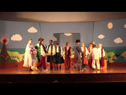 Missoula Children's Theater 2015 Production of Peter and Wendy