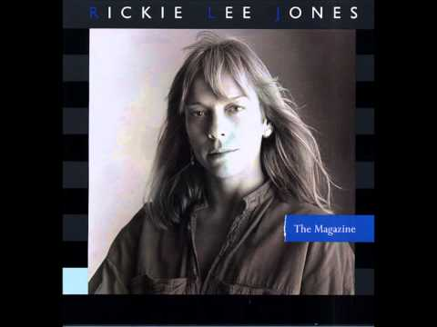 Rickie Lee Jones - It Must Be Love (Version #1)