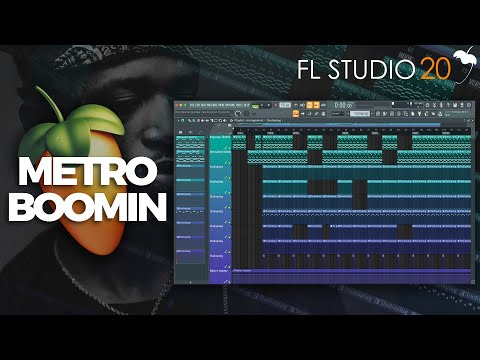 How To Create A Metro Boomin Type Beat From Scratch On FL Studio 20