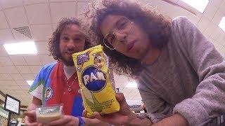 ¿Qué opina un VENEZOLANO de un supermercado en OTRO PAÍS?