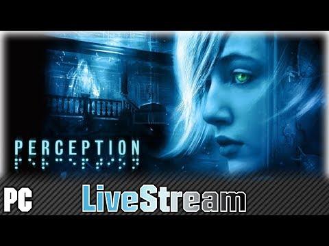 Perception - LiveStream [FR] Un Jeu d'Horreur qui fais peur ? (1080p 60FPS)