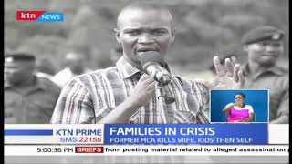 Families in crisis: Another family wiped out in Thome
