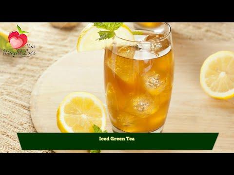 Iced Green Tea   Healthy Iced Tea Recipes