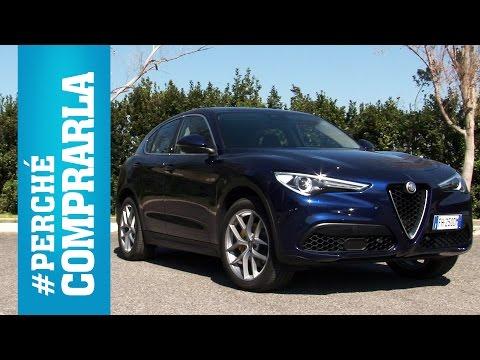 Alfa Romeo Stelvio Perch comprarla... e perch no