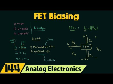 introduction-to-fet-biasing
