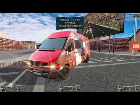 Crazy Horse Animal Transport - Android Gameplay HD