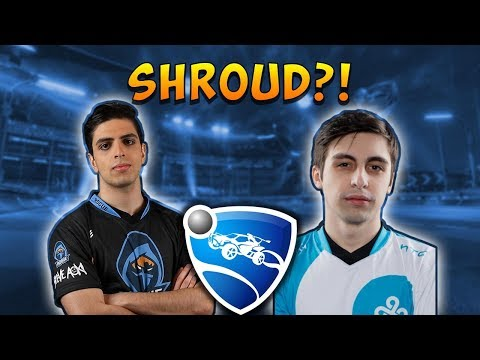 THE SHROUD OF ROCKET LEAGUE? thumbnail