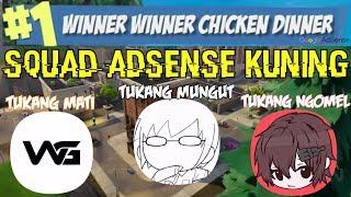 Fortnite Indonesia Uhuy - SQUAD ADSENSE KUNING feat. MILYHYA, WesGamers & Mr. Kopi (Full Game) #2 thumbnail