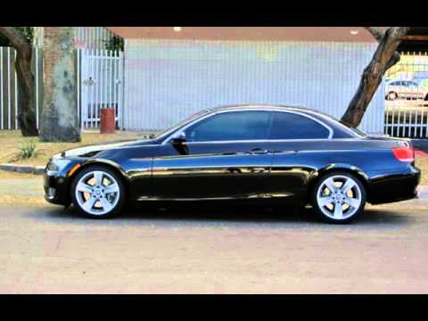 2009 bmw 335i twin turbo convertible for sale in phoenix az youtube. Black Bedroom Furniture Sets. Home Design Ideas