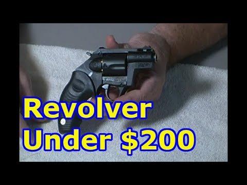 Best Revolver Under $200 by PawPaw