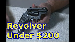 Best Revolver Under $200 by PawPaw
