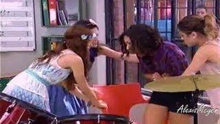 Violetta 2 : Naty se lastima el brazo - Capitulo 55