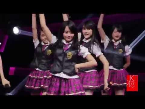 Oshi Cam at iClub48: JKT48 Team KIII - Mirai no Kajitsu