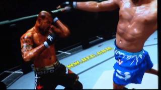 UFC 2009 Undisputed E3 2007 THQ Press Conference Trailer HD