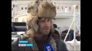 В Мурманске начались съемки фильма катастрофы «Ледокол»
