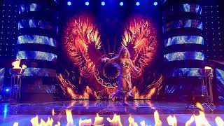 """Na scenie """"Mam Talent!"""" był prawdziwy ogień!"""