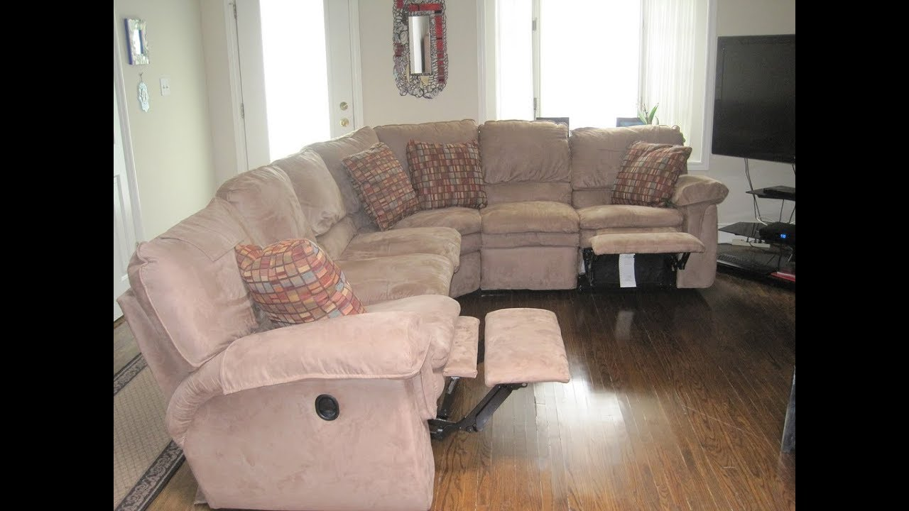Lazy Boy Sectional Sofa
