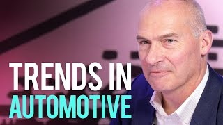 Trends in Automotive With Jeff Jury (Xperi)
