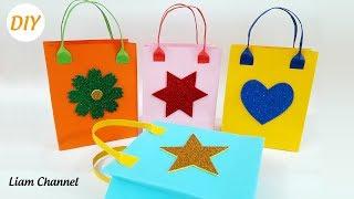 DIY - Paper Bag Tutorial | Liam Channel