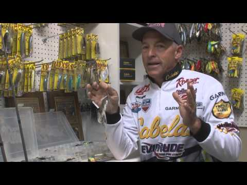Clark Wendlandt Talks Fishing Gear In The Cabela's Tackle Box