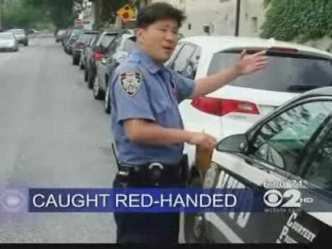 Traffic Cop Caught Flashing Lights, Speeding To Get Coffee