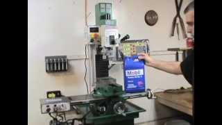 Grizzly G0759 milling machine review and feedback