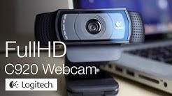 FullHD 1080p Webcam - Logitech C920 - TEST / REVIEW [Deutsch/German]