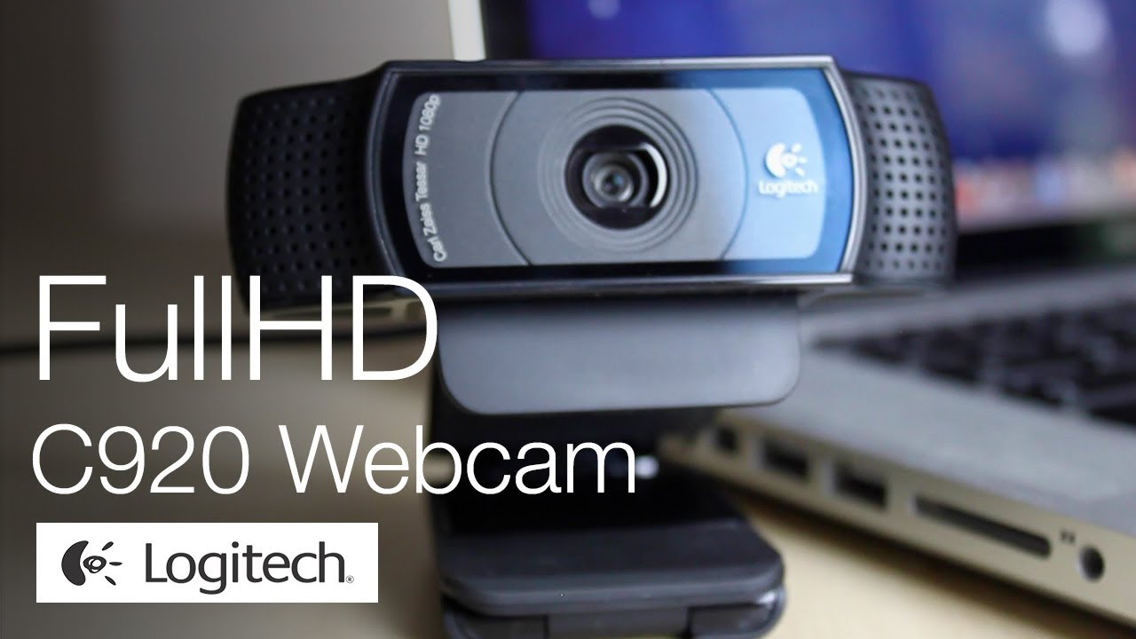 8d9ca219a0d FullHD 1080p Webcam - Logitech C920 - TEST / REVIEW [Deutsch/German] -  YouTube