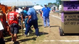 Middletown Mo. Outhouse Race 2012