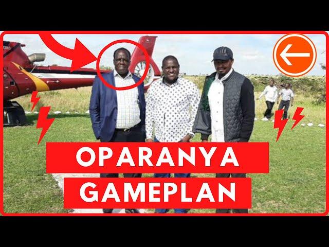 Governor Wycliffe Oparanya DUMPS Raila Odinga for William Ruto | The Inside Story