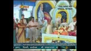 SANSKAR LIVE - SHRI KRISHNA CHANDRA SHASTRI - SHRIMAD BHAGVAT KATHA (DELHI) - DAY 3