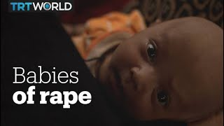 Rohingya babies of rape