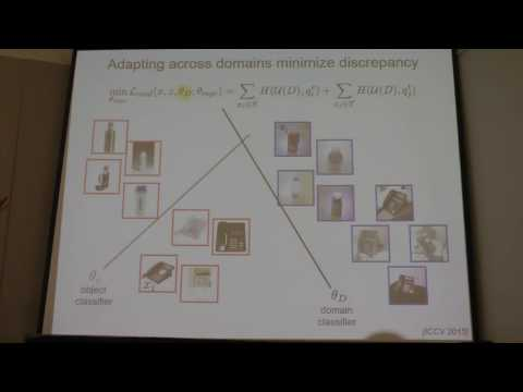 NIPS 2015 Workshop (Darrell) 15610 Transfer and Multi-Task Learning: Trends and New Perspectives