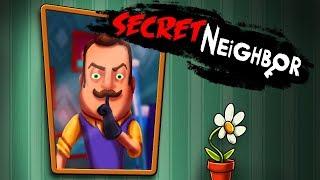 Secret Neighbor - WHO IS THE REAL NEIGHBOR!? (Secret Neighbor Update)