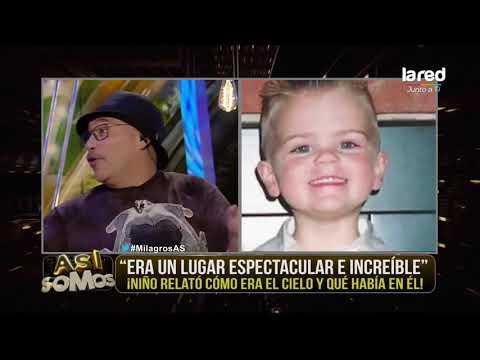 """""""La Confirmación De La Existencia Del Cielo"""" Niño Vio A Dios Mientras Lo Operaban"""
