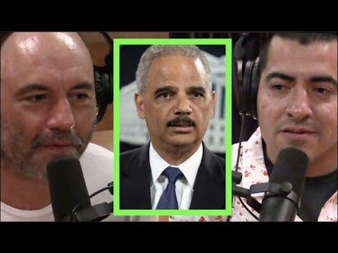 Mexican Security Specialist to Joe Rogan: Eric Holder Should Be In