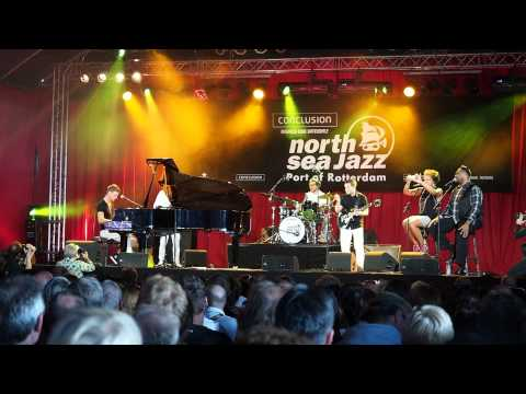 Jarrod Lawson - Think About Why (Live at North Sea Jazz 2015)