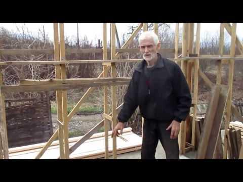 видео: ✔ Каркас дома по технологии Сам Себе Дом 4.0  [Построить дом своими руками]