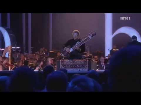 """Mausam and Escape"" Mesmerizing sitar work#Orchestration beyond epic! AR Rahman@Nobel Peace Concert"