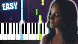 The Chainsmokers - Side Effects ft. Emily Warren - EASY Piano Tutorial by PlutaX