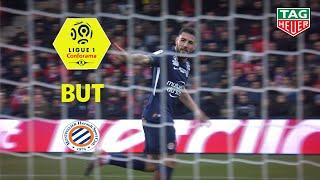But Andy DELORT (73') / Nîmes Olympique - Montpellier Hérault SC (1-1)  (NIMES-MHSC)/ 2018-19