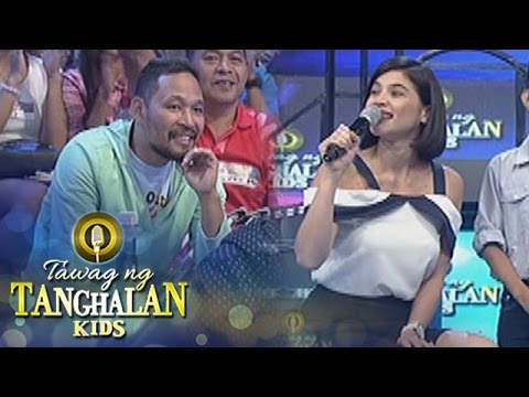 Tawag ng Tanghalan Kids: Anne sponsors a sling for Gabriel's father