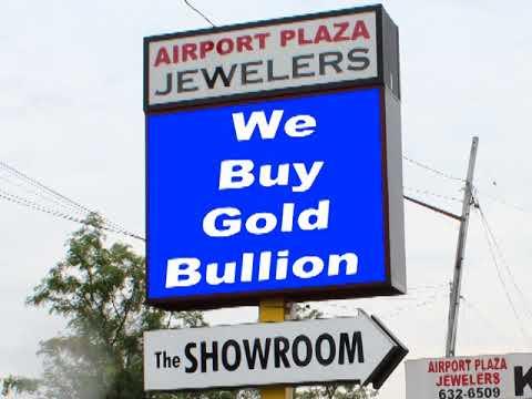 Who Buys Gold Bullion in Buffalo NY? The Showroom on Union Buys Gold Bullion