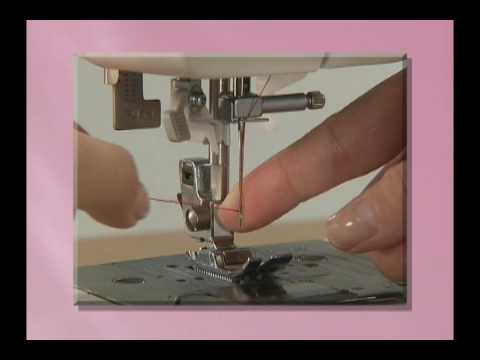 Brother XM2701 Sewing Machine DVD Instructions (English)